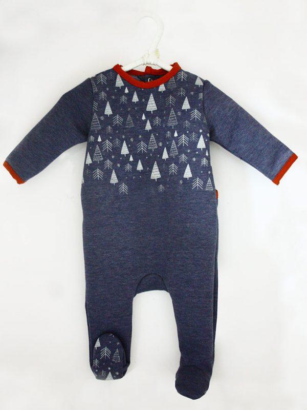 Pyjama naissance kapoune