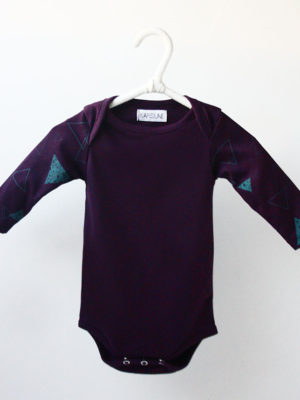 body bebe coton made in france