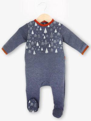 pyjama dors bien bébé made in france hiver créateur