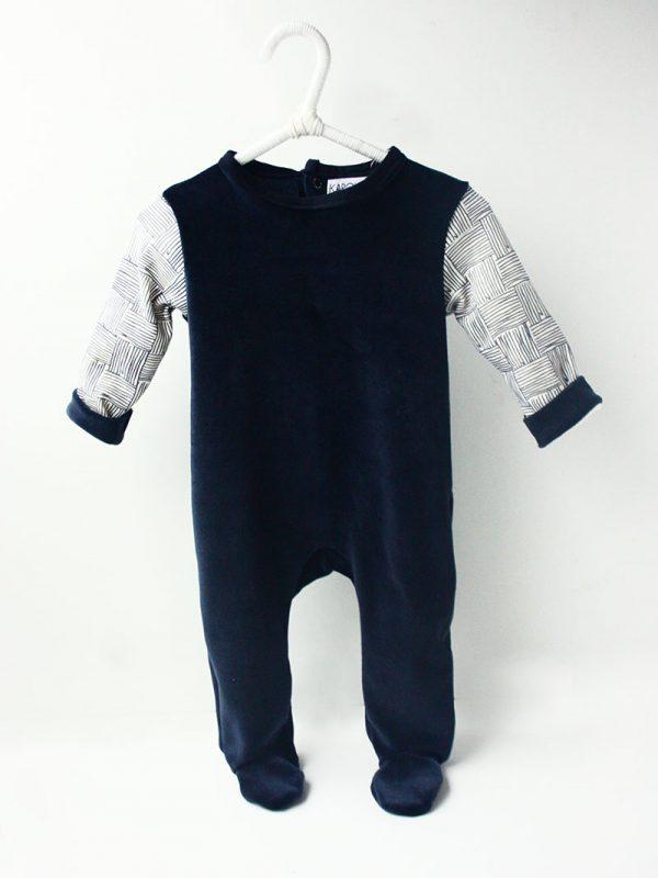 Pyjama naissance kapoune arty
