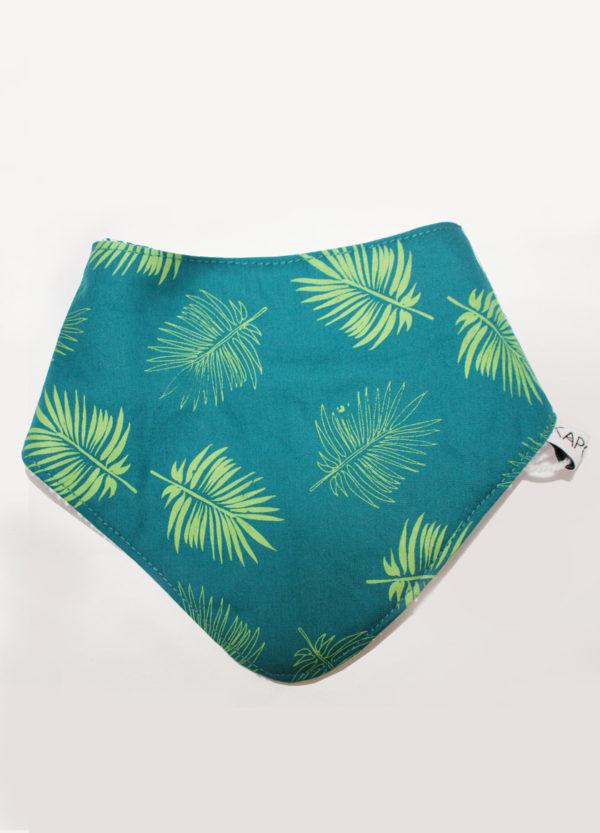 bavoir bandana tropical kapoune
