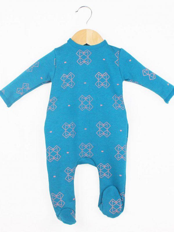 pyjama kapoune retro