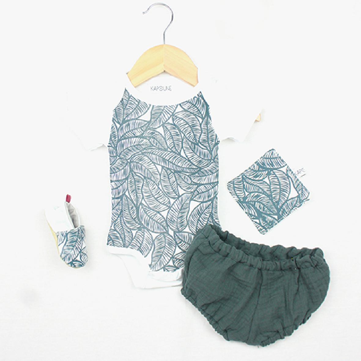 vêtements accessoires bébés made in france