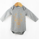 body bebe made in france gris
