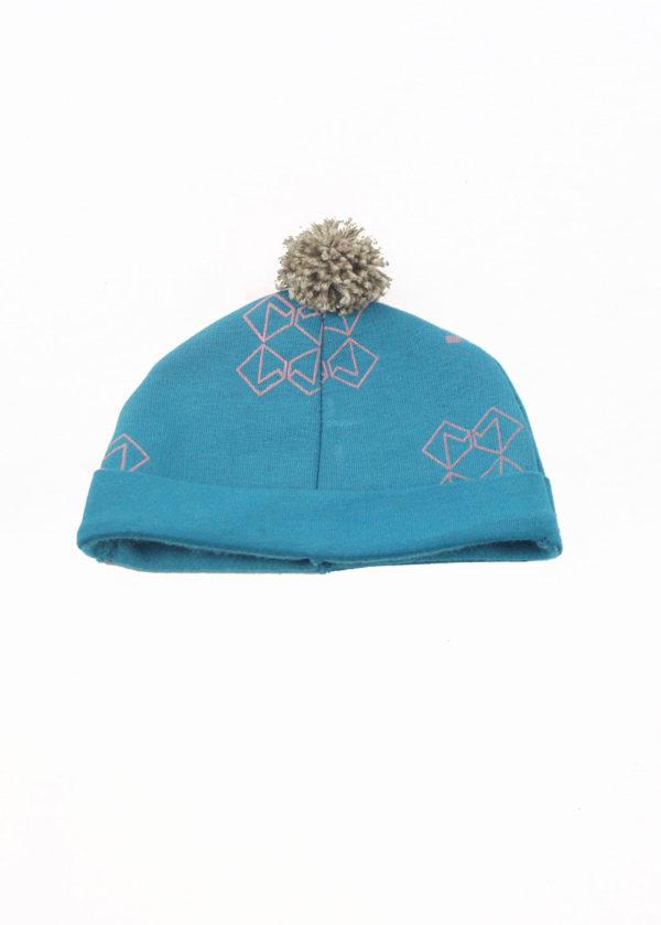 bonnet bébé made in france pompom