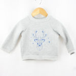 sweat bébé enfant made in france
