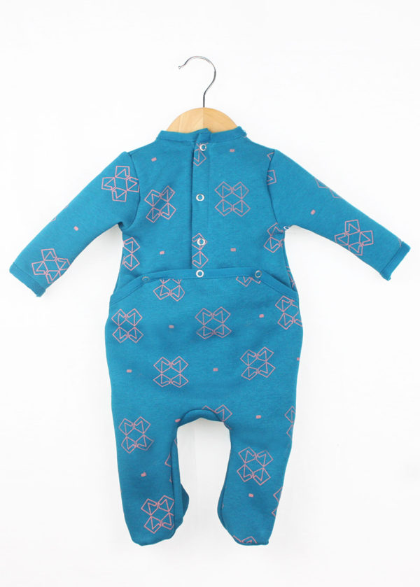 pyjama-bebe-retro-bleu-dos-made-in-france-kapoune-nantes
