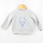 sweat bébé enfant made in france