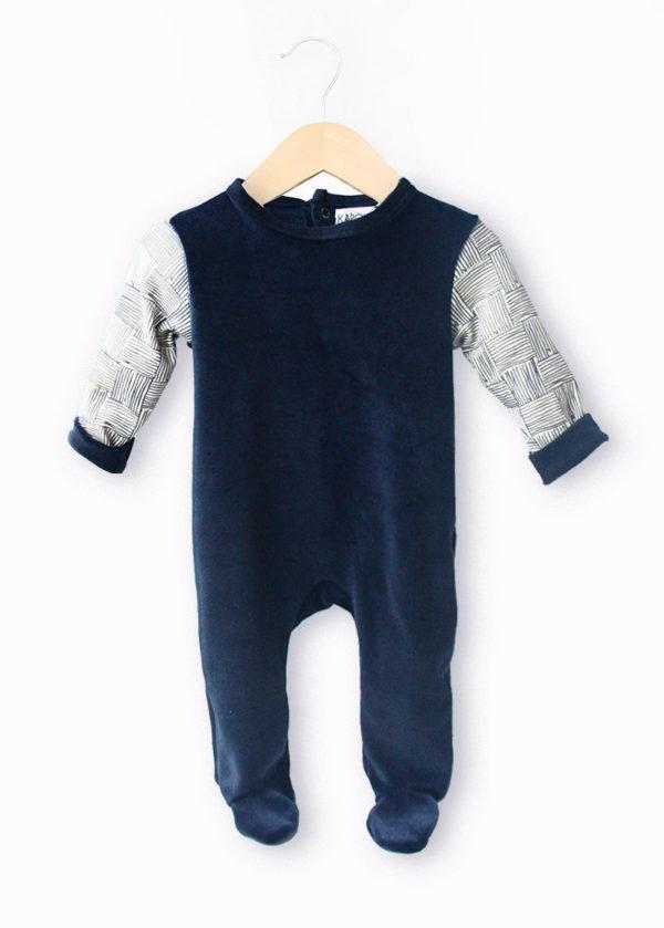 pyjama dors bien bébé mixte créateur made in france