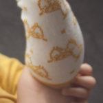 chaussette bébé lima kapoune made in france