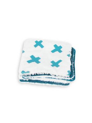 lingettes lavables zéro déchet démaquillante made in france kapoune nantes