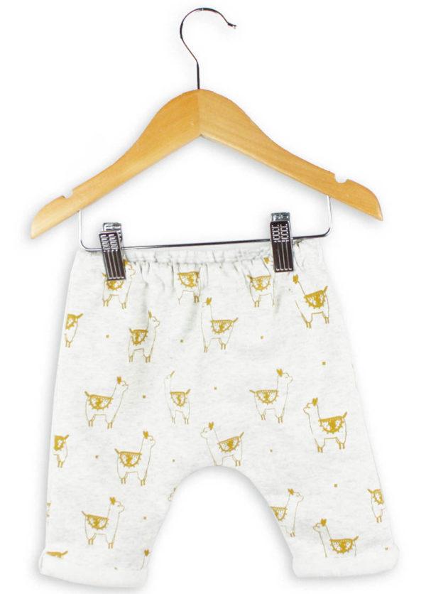 sarouel bébés vêtements bébés made in france créateur kapoune lama