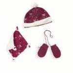 Coffret de naissance accessoires bébé créateur