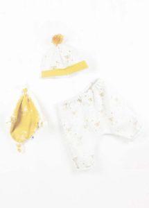 coffret de naissance cadeau nouveau né vêtement bébés made in france kapoune nantes