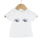 Tee-shirt bébé en coton biologique original