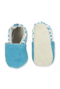 chaussons bebe cuir semelle souple kapoune made in france