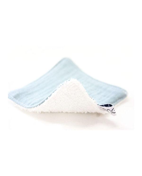 ot lingettes démaquillantes lavables coton bio