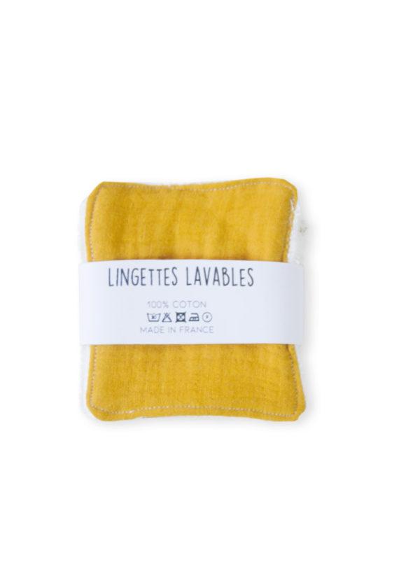 lingettes-lavables-zero-dechet-kapoune-ocre