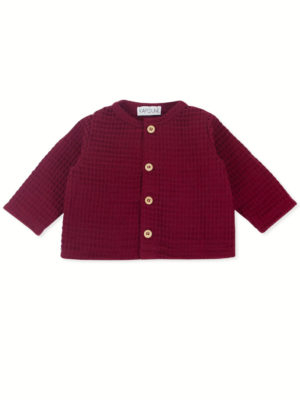 cardigans gilets enfants coton bio made in france kapoune bordeaux