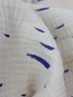 détail coton bio lange