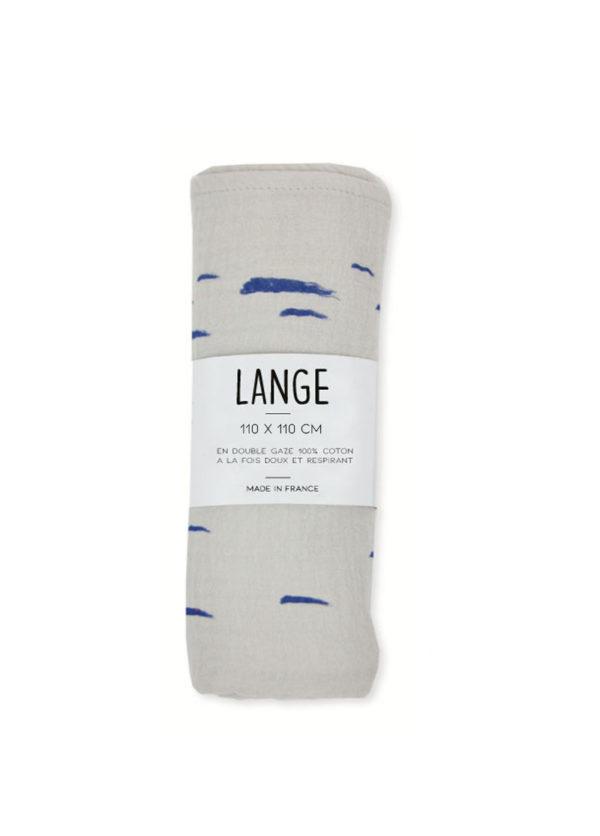 lange bébé coton bio maxi made in france