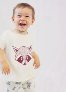 t shirt bébé original