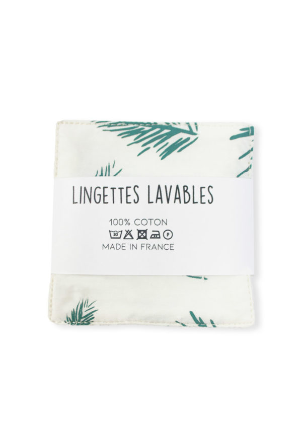 lingettes lavables kapoune made in france