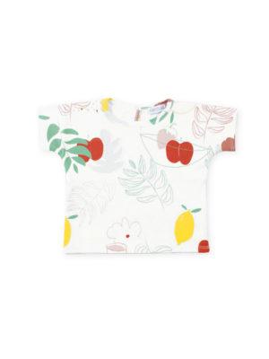 t shirt pour bébé et enfant Dahlia