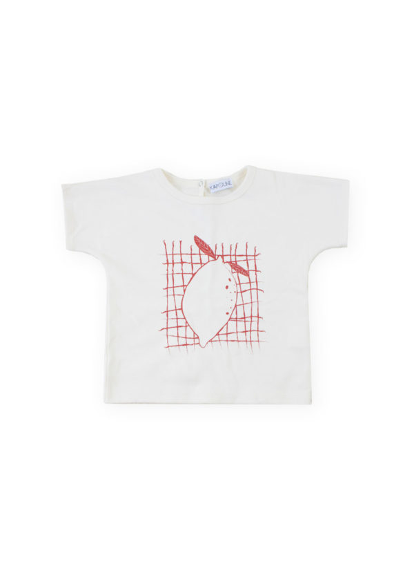 t shirt bébé et enfant made in france