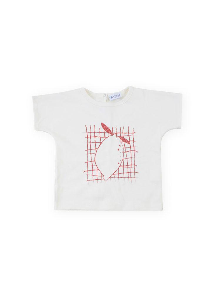 t shirt bébé et enfant made in france