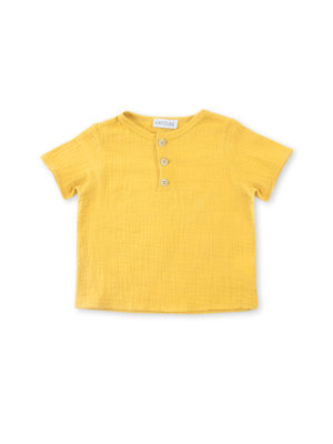 blouse bebe ocre unisex