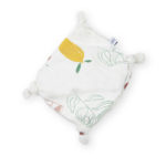 doudou plat bebe coton bio made in france