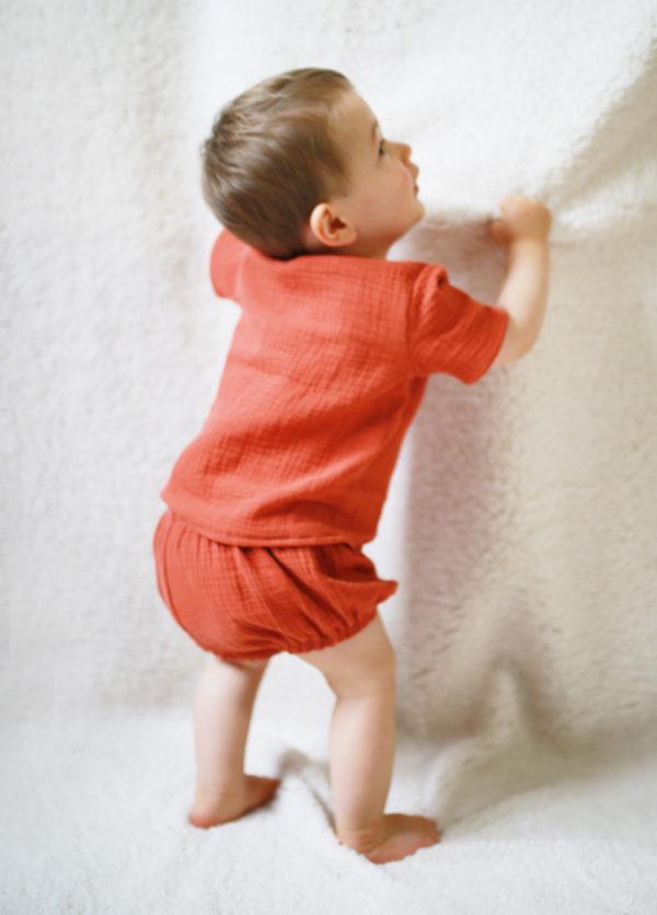 bloomer bébé brique original