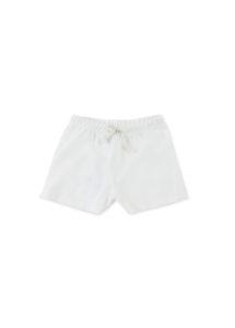 short pour bébé éponge coton bio