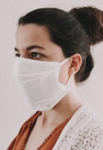 masque barriere lavable