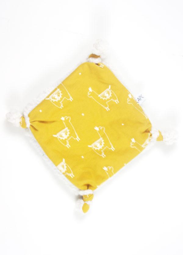 doudou jaune – imparfait