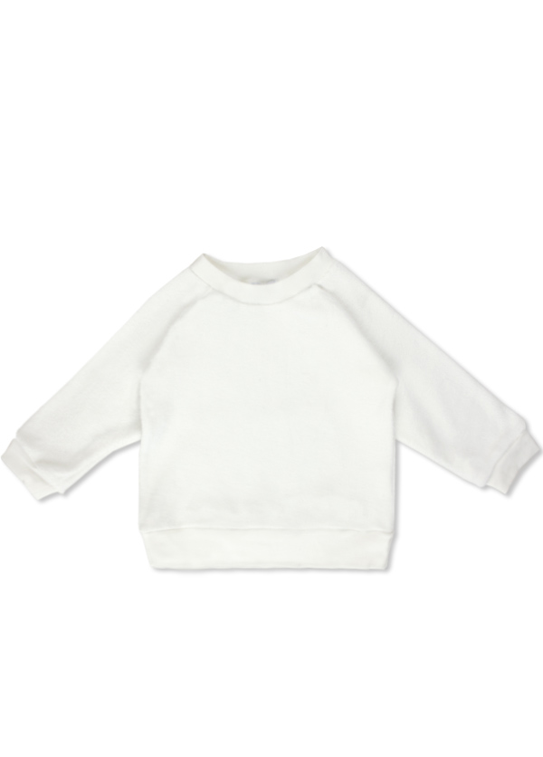 sweat enfant pull bébé coton bio sherpa polaire made in france mixte kapoune