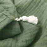 lange kaki coton bio bébé made in france kapoune