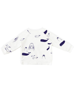sweat enfant pull bébé vetements coton bio made in france