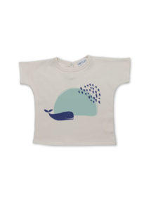 t shirt bebe baleine kapoune