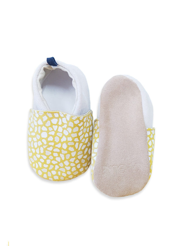 chaussons-bebe-cuir-souple-kapoune-made-in-france-jaune