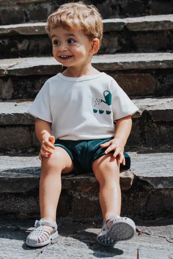 tee shirt bebe motif original unisexe