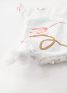 doudou plat bébé cadeau naissance made in france kapoune