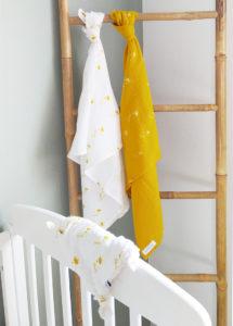 lange bébé coton bio made in france