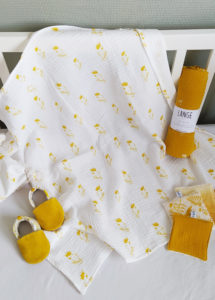 lange bébé coton bio fabrication française