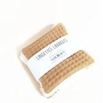 lot lingettes démaquillantes cotons lavables coton bio made in france camel