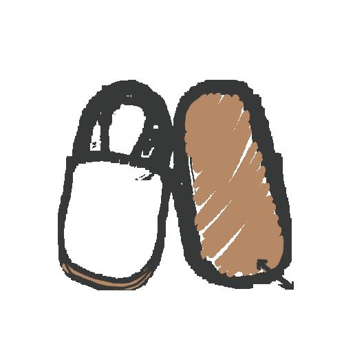 semelles chaussons bébé