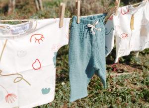 comment laver les vêtements bébé