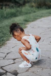combishort pour bebe et enfant hortensia