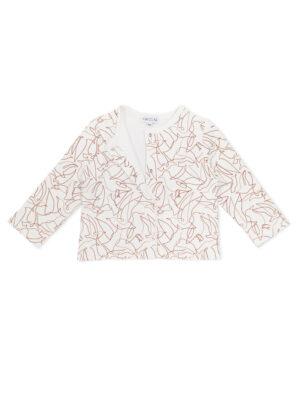 gilet bébé cardigan enfant vêtements enfant hiver made in france coton bio